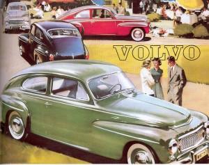Volvo Retro Mainos